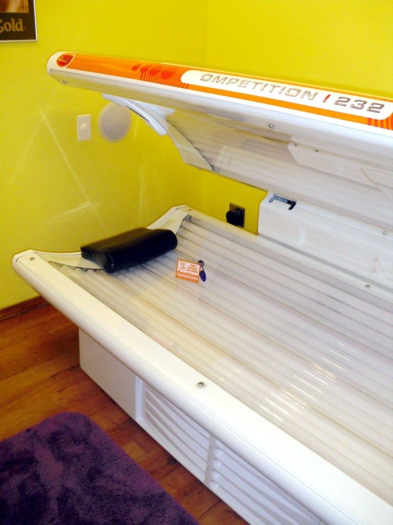 Tanning Bed Regulation